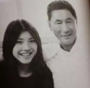 北野武和女儿