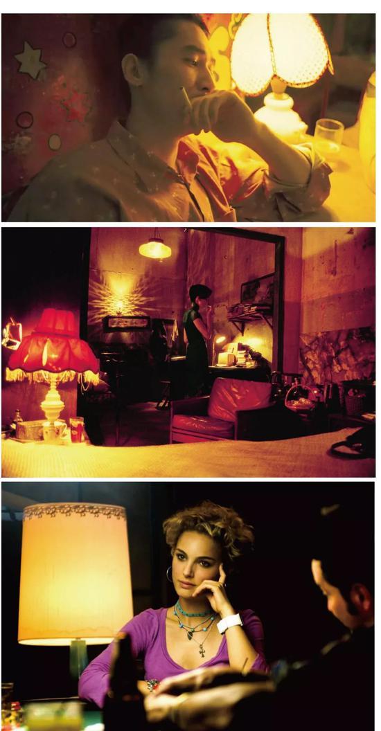 王家卫的电影 简直堪称家居届的教科书!