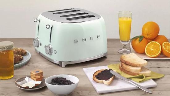 ▲烤面包机