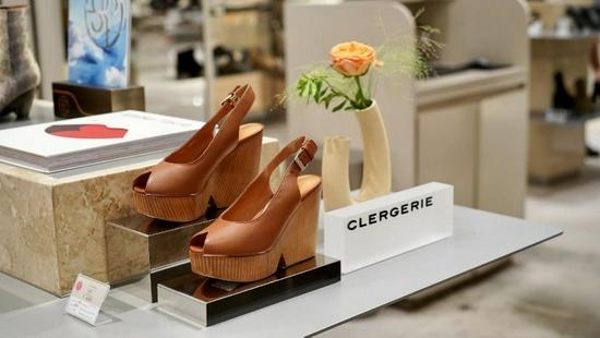法国摩登鞋履品牌Clergerie正式启幕 北京SKP、西安SKP两家店铺