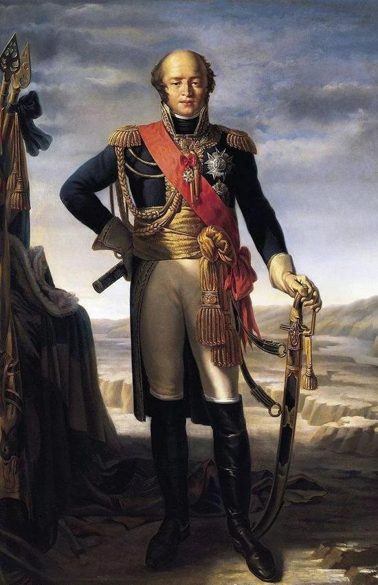 拿破仑时代法国将领的军服打扮