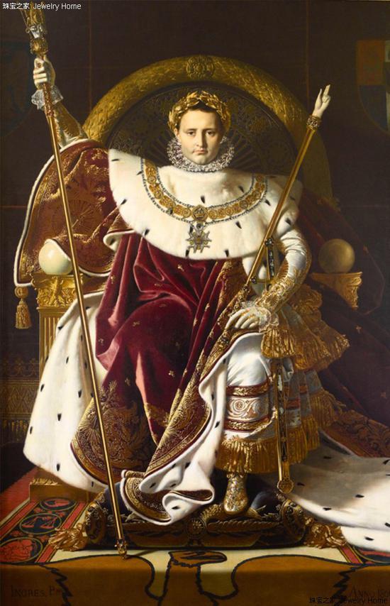 拿破仑加冕