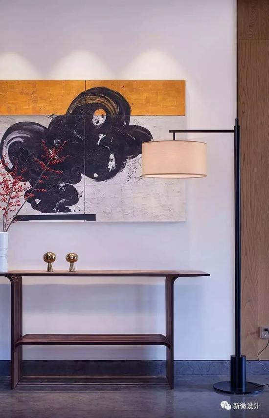 现代中式简约风格的家居 原来这么有高级感
