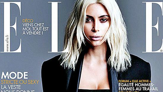法版《Elle》将被出售 纸媒持续重组