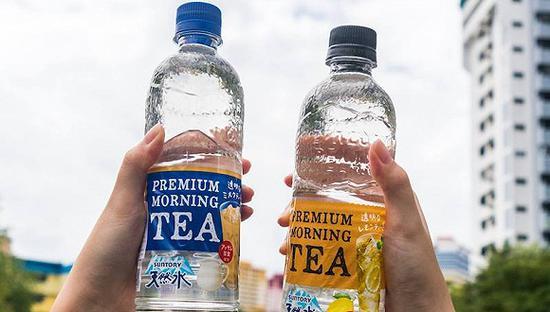 過去6年裏市場規模呈倍數增長的日本透明飲料市場,最近又加入了新玩家。