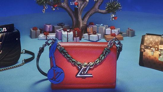 Louis Vuitton Twist手袋