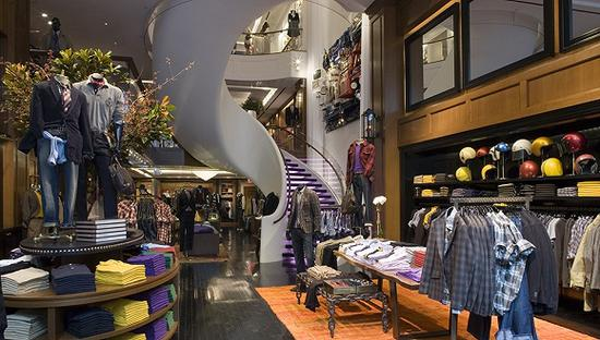 图片来源:Visual Merchandising and Store Design