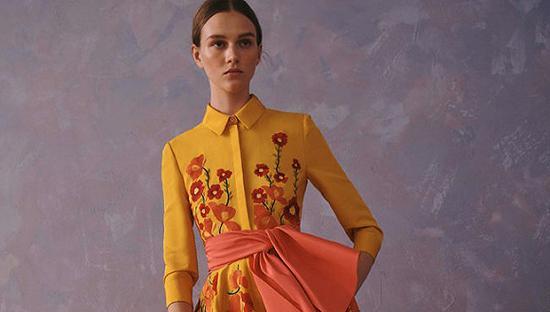 墨西哥政府指控设计师品牌Carolina Herrera涉及文化挪用|墨西哥|Carolina Herrera_新浪时尚_新浪网