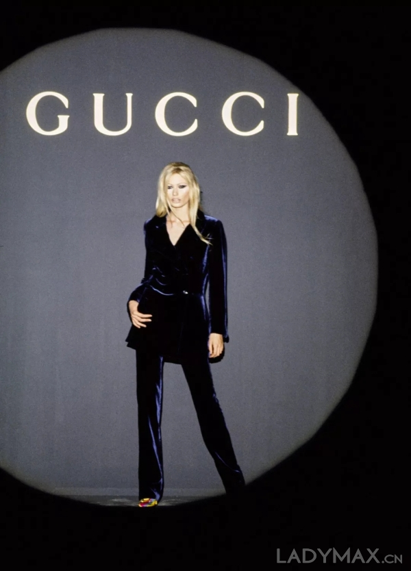 Tom Ford时代的Gucci以性感作为代名词