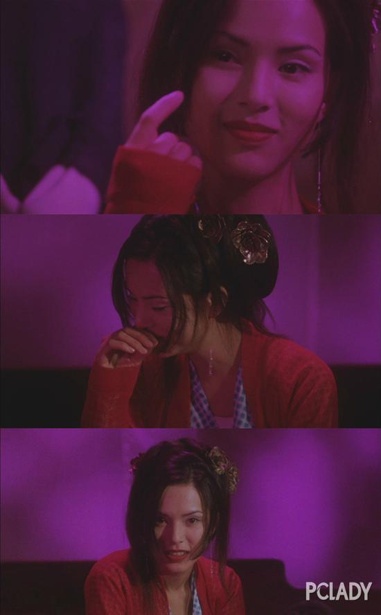 23年后复制黏贴小龙女 李若彤是吃了防腐剂?