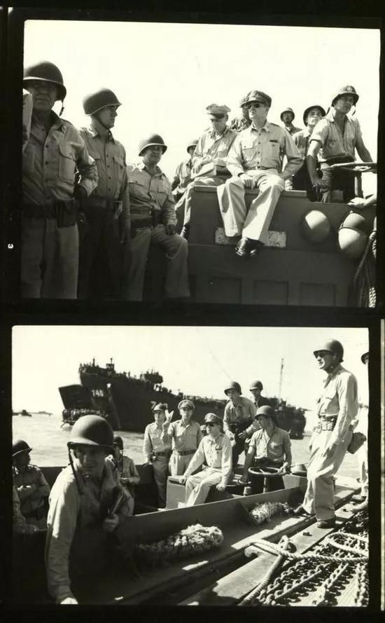 LIFE With MacArthur- The Landing at Luzon, the Philippines, 1945