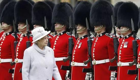 英国皇家近卫队