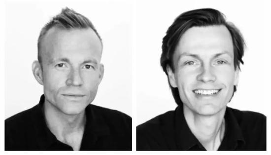 △ Kaspe Lorentzen& Kristian Langkilde