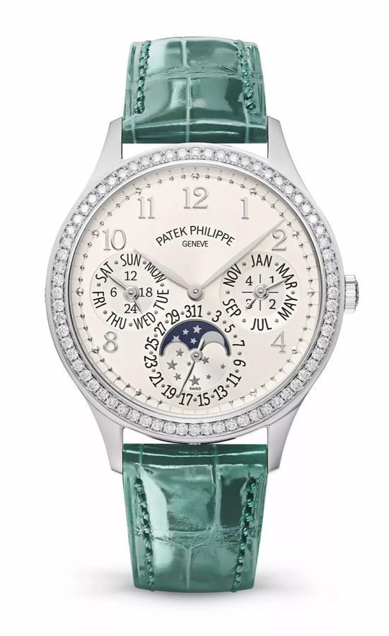 百达翡丽Ladies First万年历腕表Ref.7140G-001腕表