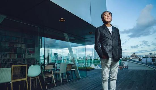 日本建筑师隈研吾?? Irwin Wong
