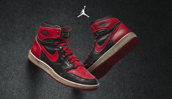 Air JordanⅠ 图片源自品牌