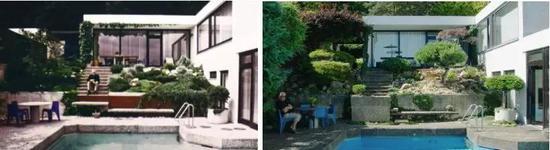 40年前的院子VS40年后的院子