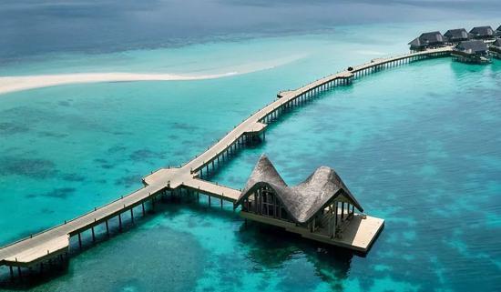 马尔代夫最新奢华酒店Top4来了 总有适合你的