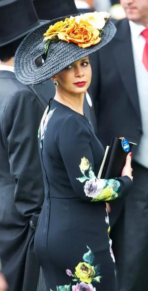 不能摘帽子禁止穿短裙 看马术比见英国女王的规矩还多