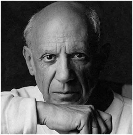 巴勃罗·毕加索肖像