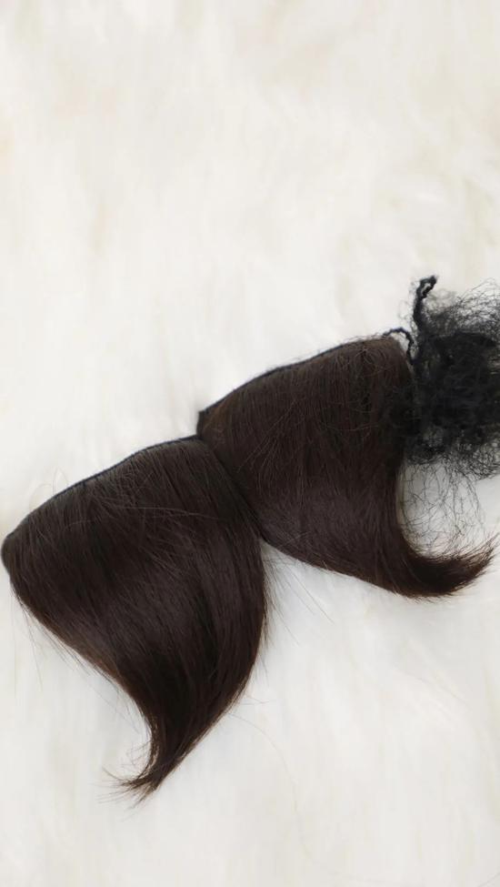 """假发片开箱记 我的头发竟然""""长""""出来了?"""