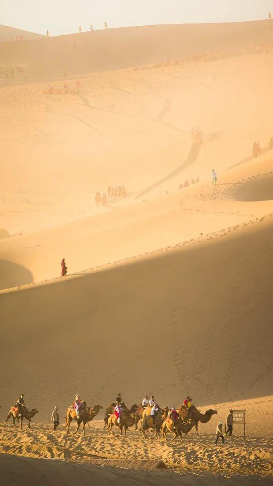 甘肃上榜亚洲最佳旅行地 这里美