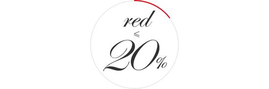 """2021也要幸运时髦 """"红""""一整年"""