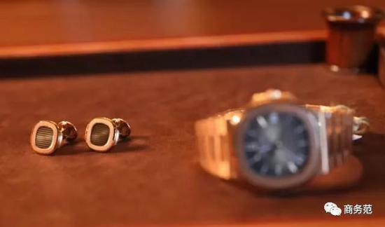 会戴珠宝的男人品味不会差 男士珠宝这要挑