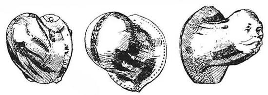 ▲ 16 世纪的金属版 Codpiece 样式