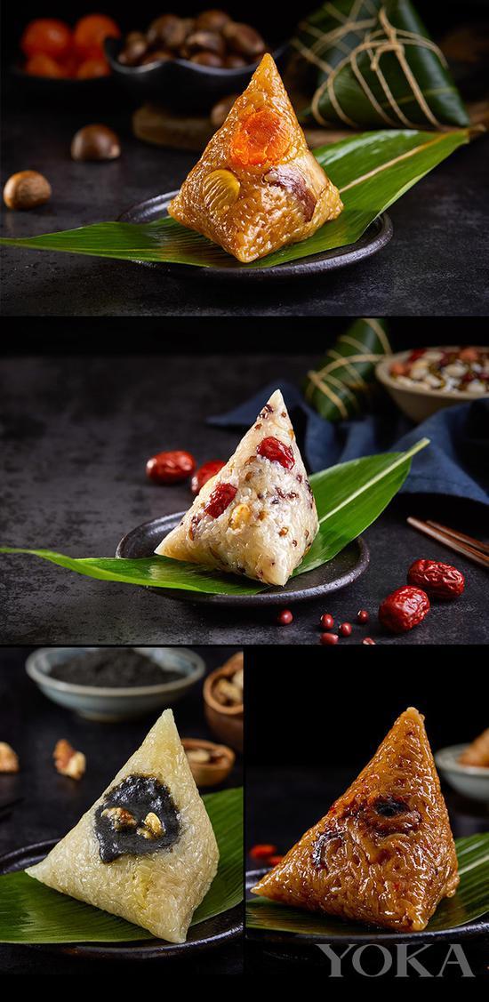五芳斋粽子礼盒 图片来自五芳斋天猫店