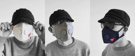 Airinum携手日潮传奇Human Made推出联名限量口罩