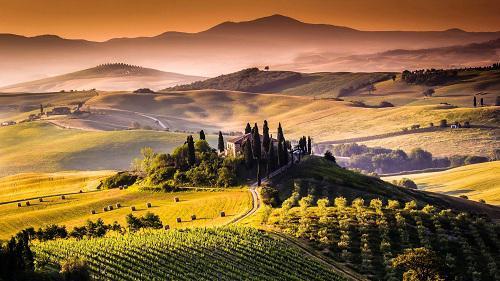 图片来源:Discover Tuscany