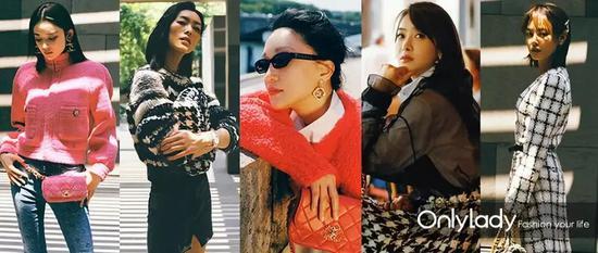 它让周迅穿越回90年代 刘雯变身早秋穿搭教科书刘雯香奈儿