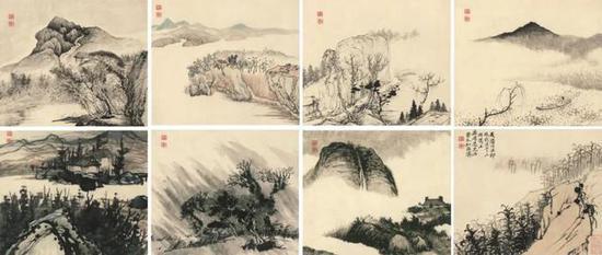 從近現代9大畫派開始 捋清當下中國書畫市場的淵源