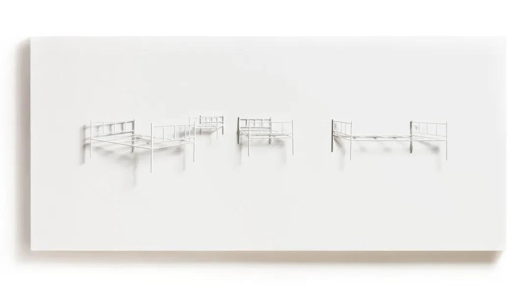 ,艺术家蔡磊的个展《单 元》将在当代唐人艺术中心北京第二空间推出