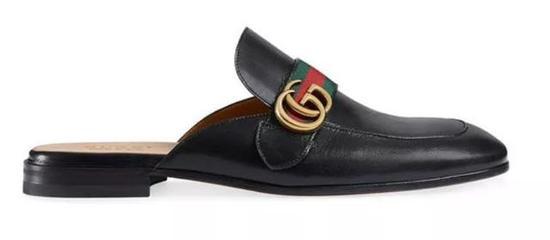 Gucci Princetown GG凉鞋 ¥6,363