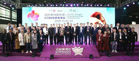从进博会再看成都美博会 中国美妆市场未来可期