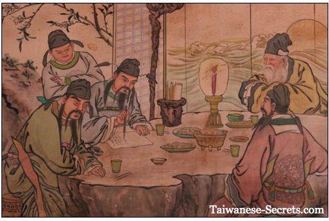 斗茶 图片来源自Taiwanese-secrets.com