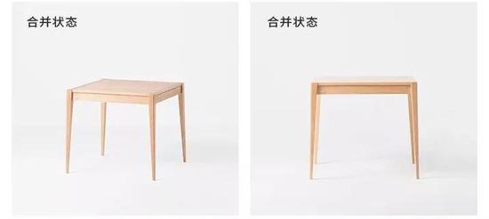 图片来自 吱音 森叠桌