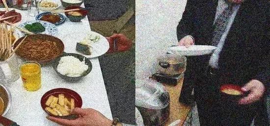因此在总部食堂能吃上一顿热腾腾的咖喱饭,真是一件感激涕零的事情。