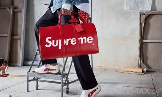 Supreme与Louis Vuitton的联名被视为21世纪最重磅的合作