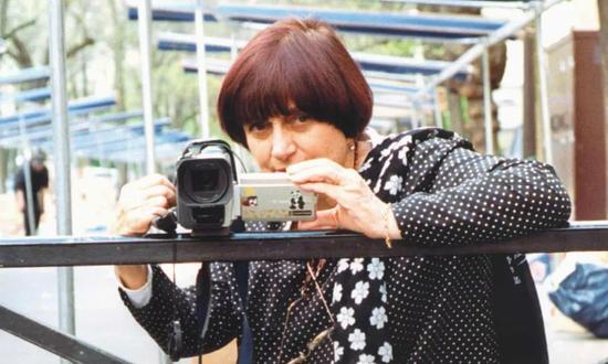 阿涅斯·瓦尔达,2000。图片:Photograph: Alamy