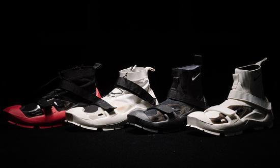 比如最近的 Nike x MMW Free TR 3 SP(图片来源:Deskgram)
