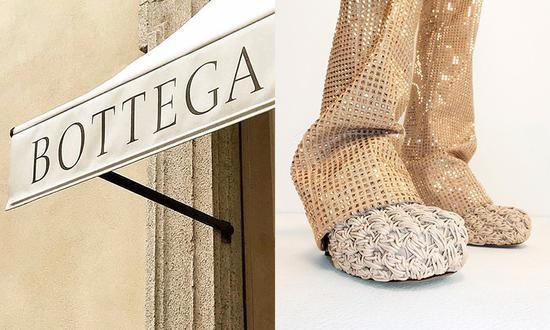 方便面高跟鞋的梗原来在这 BV鞋款设计被指与泡面相似