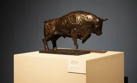让·卡尔多 《埃斯特卡尔公牛》