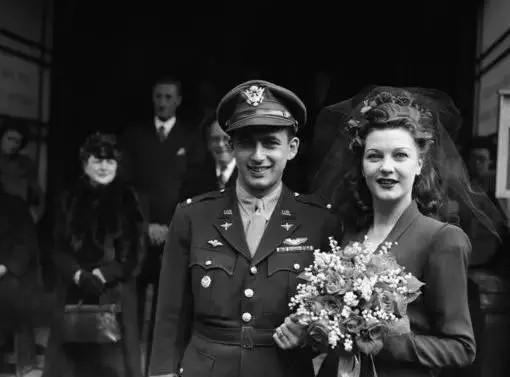 1931年,巴登大公家族族长贝托尔德与希腊公主泰奥多拉的婚礼。