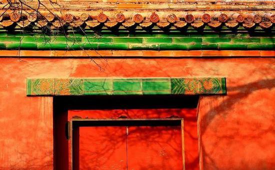 故宫的红墙绿瓦刻进了每个北京人的记忆里