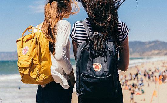 Fjällräven的KANKEN双肩包 图片来源:TravelWeekly