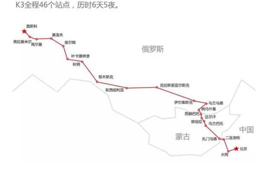 ▲K3线路图
