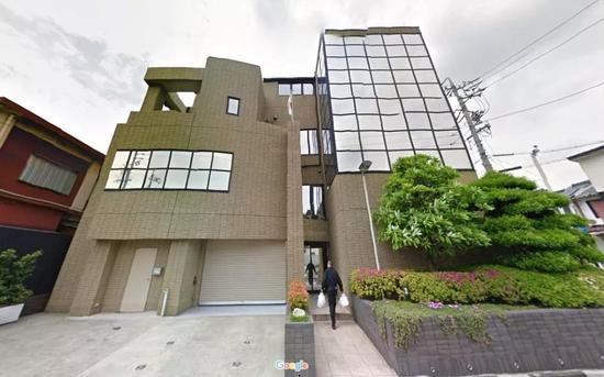 弘道会总部大楼